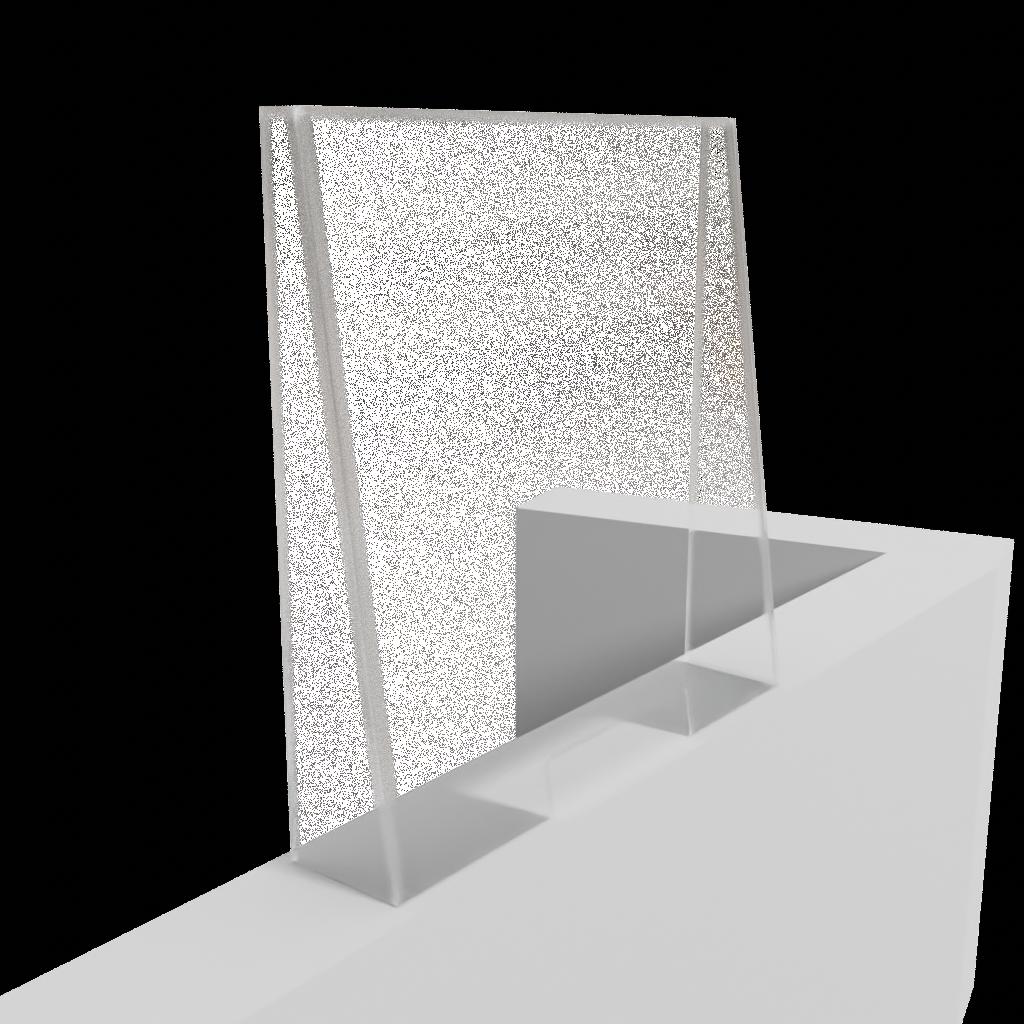 Akryl Schutzschiebe – in jeder Größe
